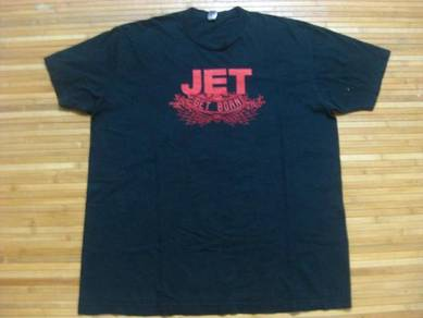 Band Tee Jet size XL