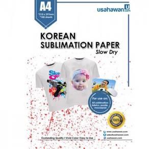Sublimation Paper 100 pcs