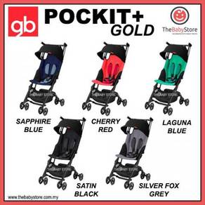 GB Pockit Plus Gold 2018 Stroller Original