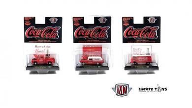 M2 Machines Coca-Cola Release 2 #52500-RW02