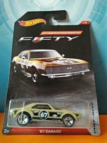 Hotwheels Fifty 67 Camaro
