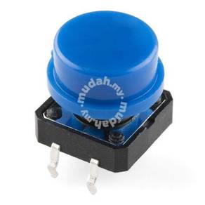 12x12x7.3mm B3F Push Button with Round Hat