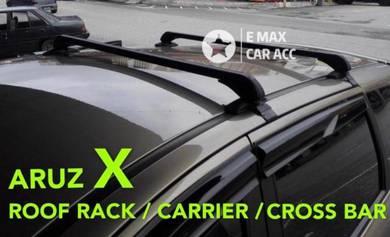 Perodua aruz x roof rack bar carrier cross bar