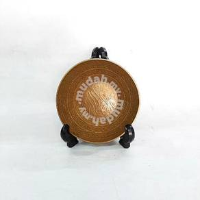 Vintage Brass bowl with jawi wording