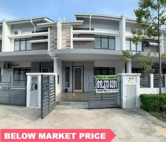 【Superb Price】2 Storey Terrace House M Residence 2 Alpine Rawang