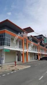 Benoni Commercial Centre, Papar- shoplot (1st & 2nd floor) (for Rent)