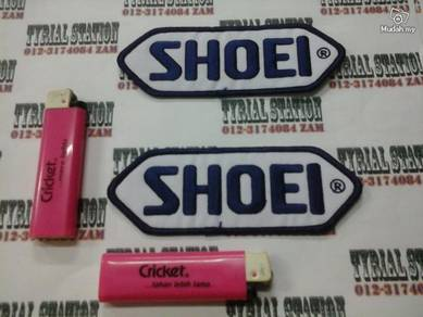 Patches sulam shoei