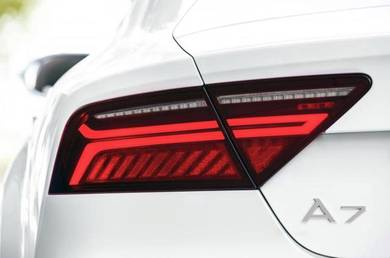 Audi A7 RS7 Facelift Tail Lamp Bodykit