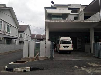 Double Storey End Lot Sp Saujana Sungai Petani For Sale