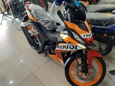 Honda rs150 repsol promo