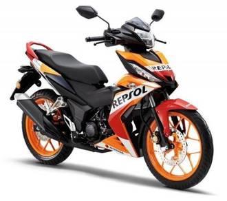 Honda rs150 repsol GILA GILA PROMO