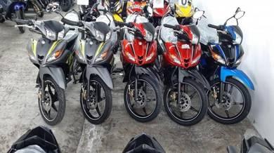 Yamaha l115 injection 99