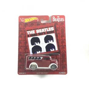 Hotwheels Pop Culture The Beatles Dairy Delivery