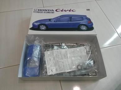 1-24 Hasegawa Honda Civic eg6 Vti model kit