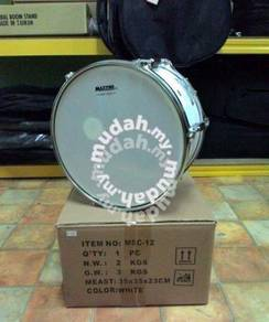 Marching Snare Drum (#MaxtoneMSC12) - 12'' x 7 ''
