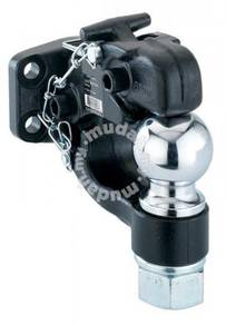 4x4 Pintle Hook 2 Inch Ball Hitch Tow Hook 8 Ton
