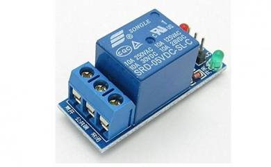 1-Channel 5V Relay Module