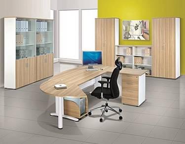 8ft Director Table-Desk Set OFMB180A kepong bangi