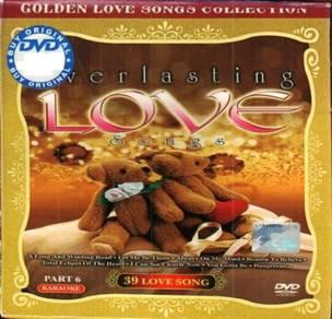 DVD Everlasting Love Songs Part 6 Karaoke