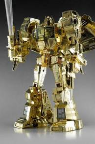 Transformers MP08G Grimlock (Gold)