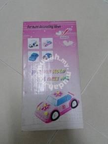 (RA 90) 3D Fondant Cake Pan – Car