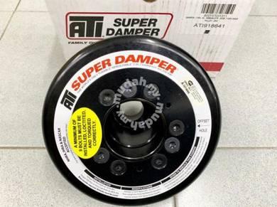 ATI - Super Damper Pulley - Nissan R35 GTR (VR38)