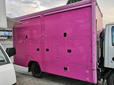 Used food truck box 13 feet
