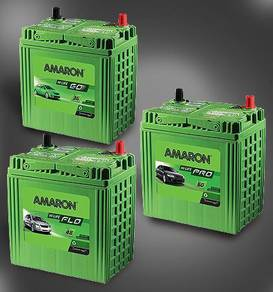 Amaron Go Perodua ns40 battery delivery service AG