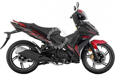 SYM ALL NEW VF3i 185cc 2020 OFFER