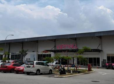 BELOW MKT VALUE HIGH ROI 2 Storey Shoplot KIP Sentral Kota Warisan
