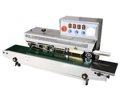Continuous Band Sealer with Date Coder