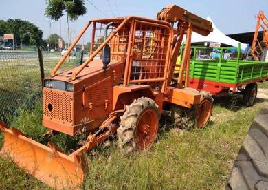 Japan Imported Isuzu Harvester Tractor T-10