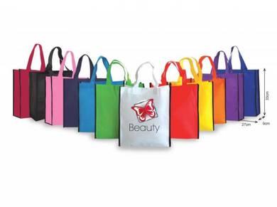 ECO friendly A4 12 colour WOVEN BAG