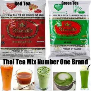 Thai red tea / green tea / serbuk teh 02