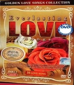 DVD Everlasting Love Songs Part 2 Karaoke