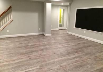 Wood Vinyl PVC Flooring # Laminate Floor idi05