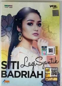 VCD Karaoke Siti Badriah Lagi Syantik