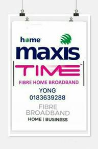 Online apply maxis time internet whole malaysia