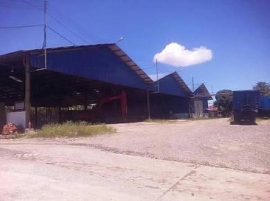 Warehouse at Mile 8, Sandakan