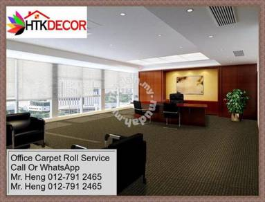 Office Carpet Roll Modern With Install 6LMQ
