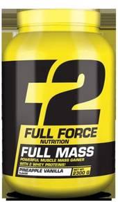 F2 Full Mass 2.3kg