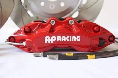 Toyota Vellfire / Alphard AP Racing Brake Kit