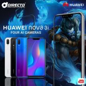 HUAWEI nova 3i (4GB RAM/128GB /4 KAMERA)ORIGINAL