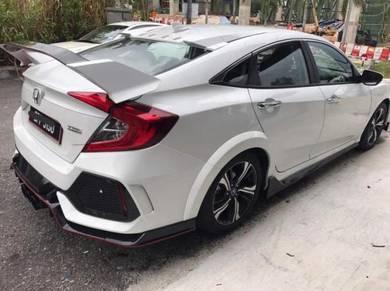 Honda civic fc type r fender fk8 bodykit