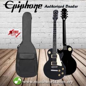Epiphone les paul 100 electric guitar ebony black