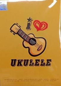 CD I Love Ukulele