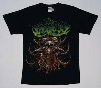 The Faceless Band Shirt (SIZE M)