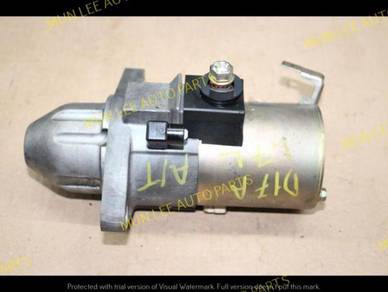 Used Import Engine Starter Honda Civic D17A 1.7L