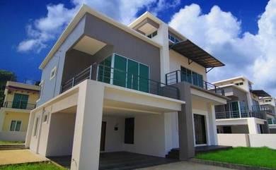 [Below Market Value] Freehold Big Landed 22x90 Superlink KAJAN, BANGI