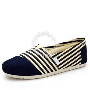Irregular Canvas Male Shoes11